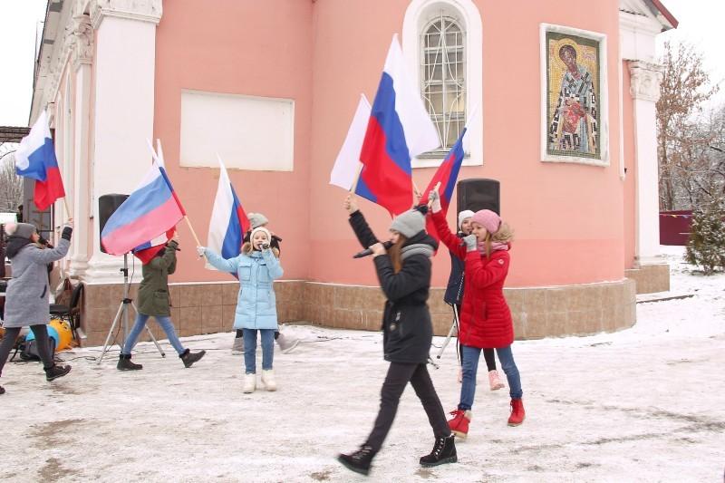 Празднование памяти свт. Иоанна Златоуста в Калининграде.