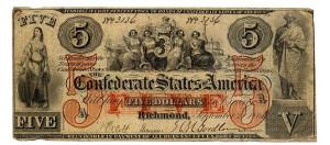 Confederate_5_Dollars