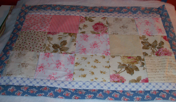 pinkbluecat blanket