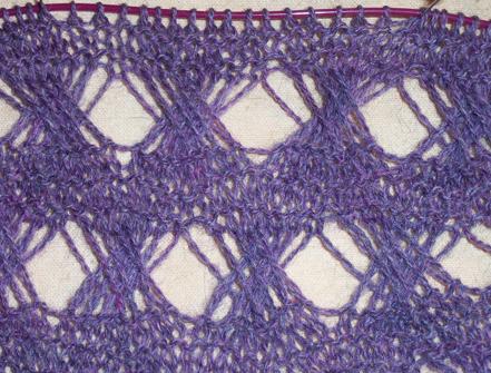 Indian stitch
