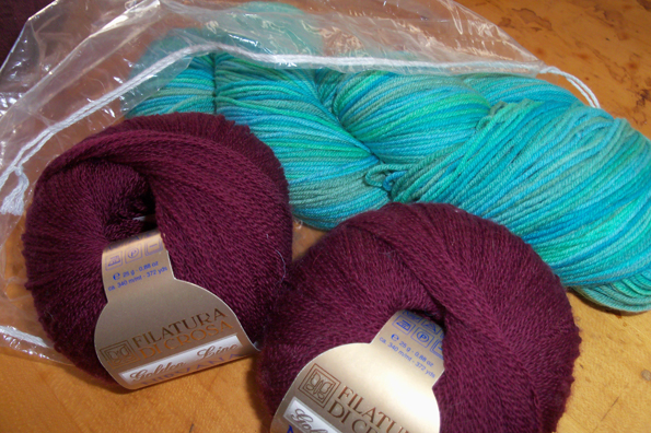 Tarrytown yarn