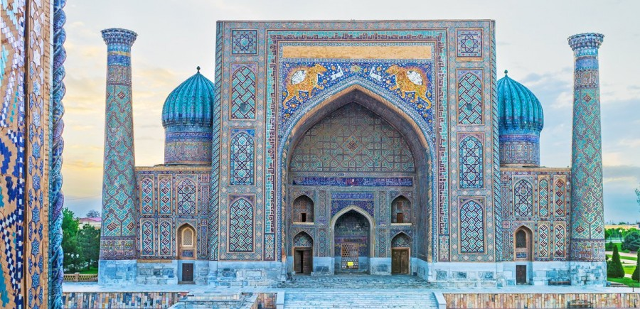 Uzbekistan-seven-nationalities-visa-free