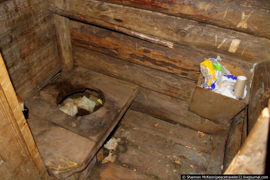 Фото в русских туалетах — 9