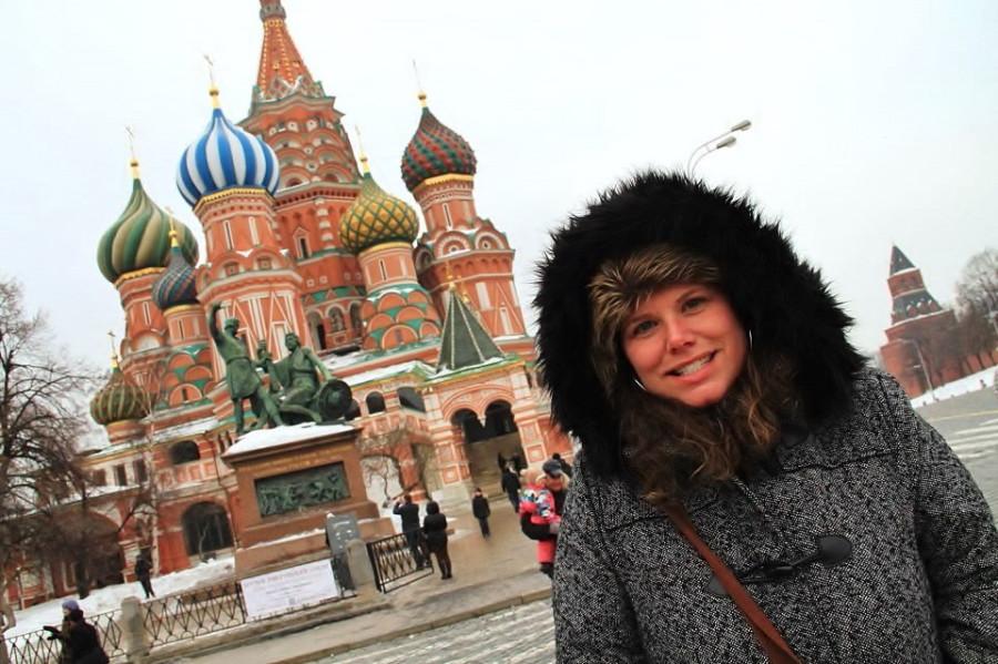 Путешествие в Россию. Впечатления американки