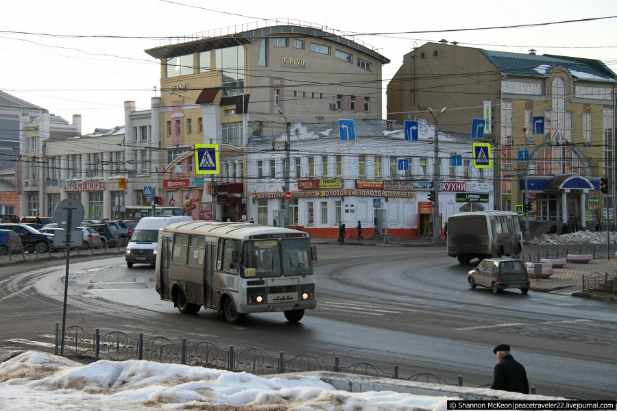 In the City of Brides - Ivanovo, Russia : peacetraveler22