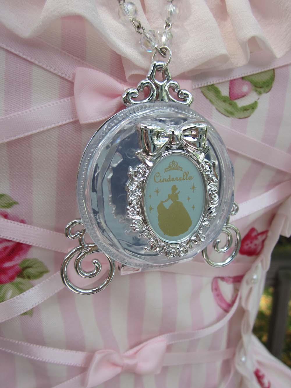Cinderella Mirror Necklace 1