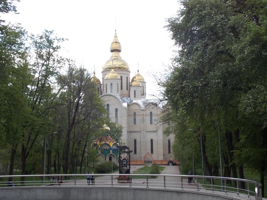 Один мой день 28-го апреля. Из Киева в Черкассы