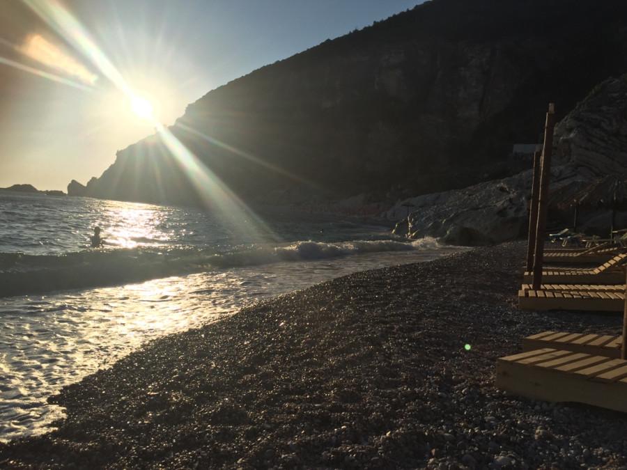 Картинки лето море солнце теплый песок