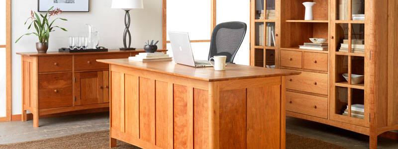 Cherry Home Office Furniture