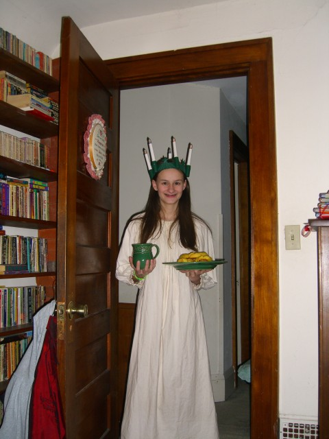 St. Lucia's Day 2009