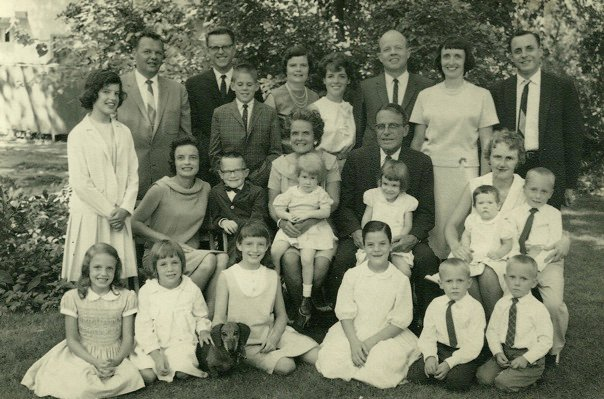 Floyd Family - early 1960s