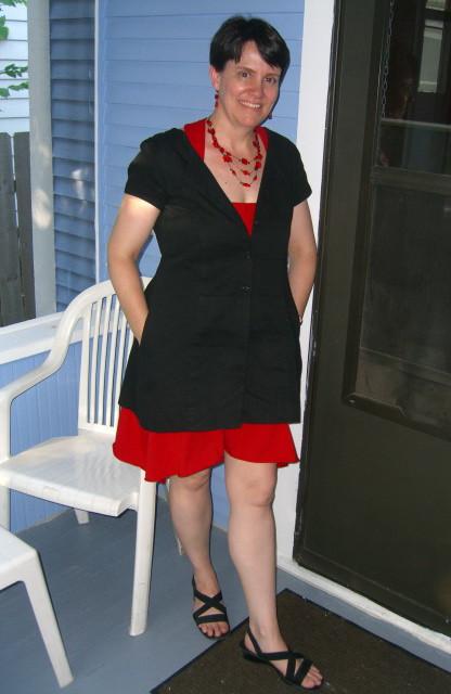 Little Black Dress Friday