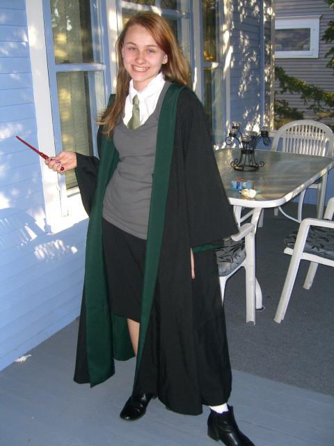 Delia - Halloween 2010