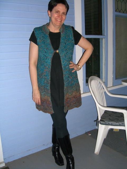 Little black dress: January 6, 2012