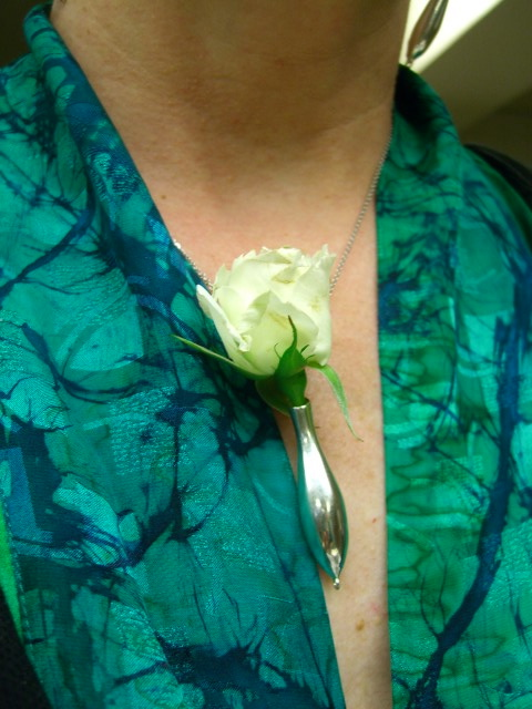 Fleurings - necklace