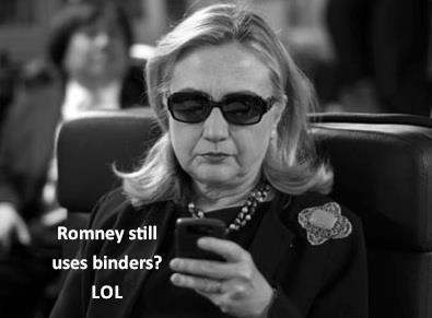 Hillarytext