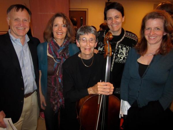 Mom's concert November 10, 2012