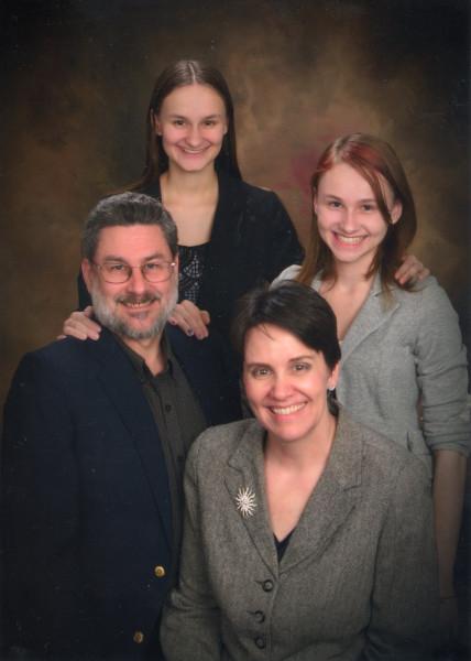 Family 2012 Large portrait