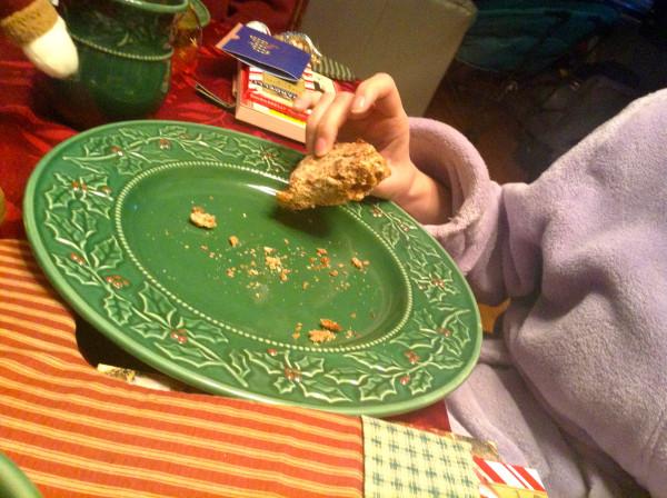Mmm, scones