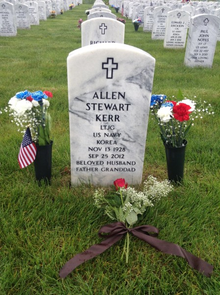 Memorial Day and Leigh's Graduation May 25, 2015