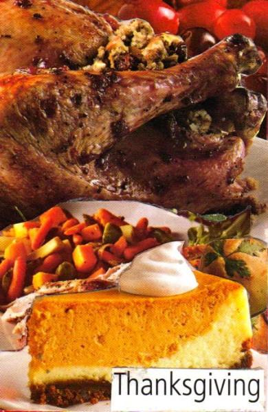 Week 14 Thanksgiving