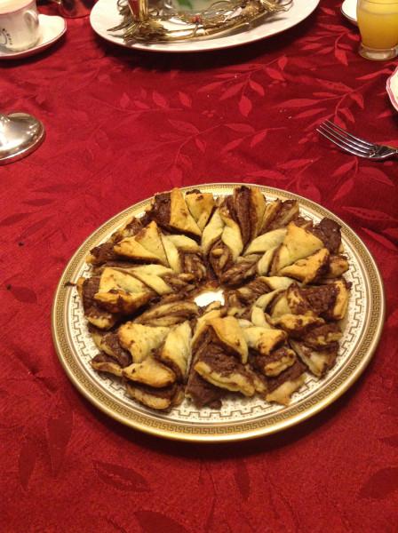 Nutella Snowflake Christmas 2015