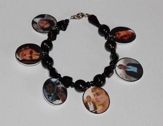 Jane Austen bracelet