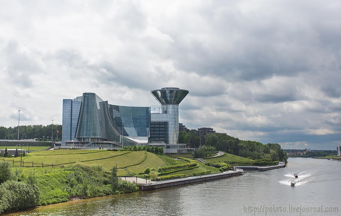 Картинка правительство московской области