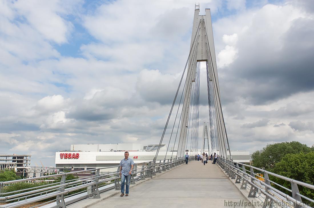 схема моста через москву реку в красногорске