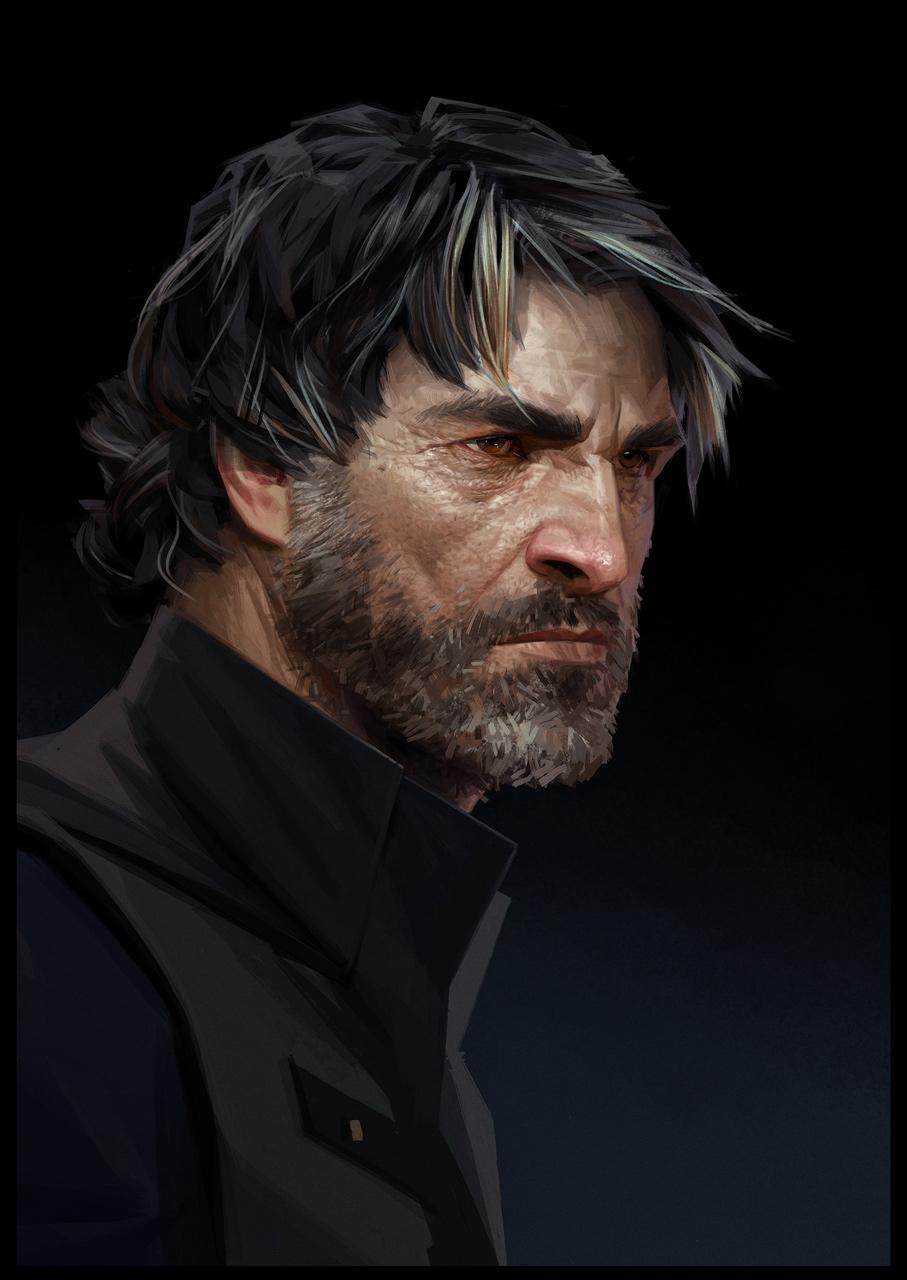 Corvo-portrait