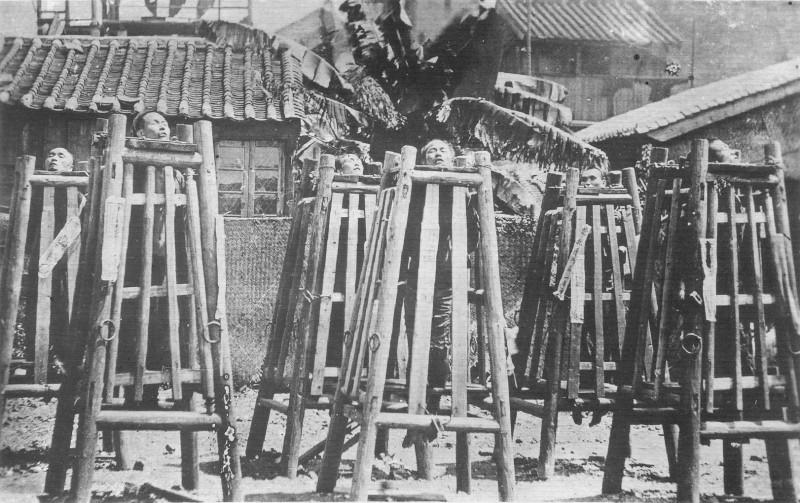 Казни ихэтуаней по приказу императрицы Цыси.