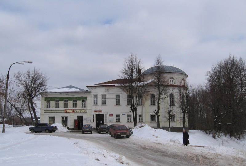 Верея. Краеведческий музей. Зима 2006 г.
