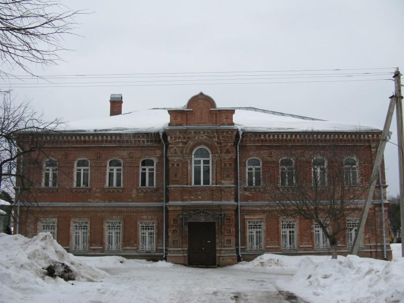 Хотьково. Зима 2011 г.