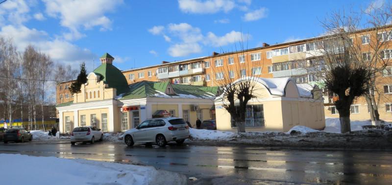 Павловский Посад: по улице Кирова