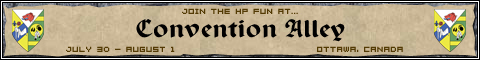 Join the HP fun at: Convention Alley