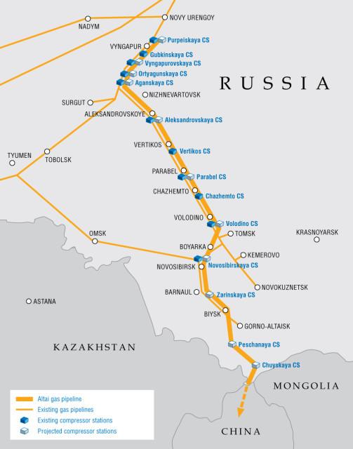 Image credit: Gazprom