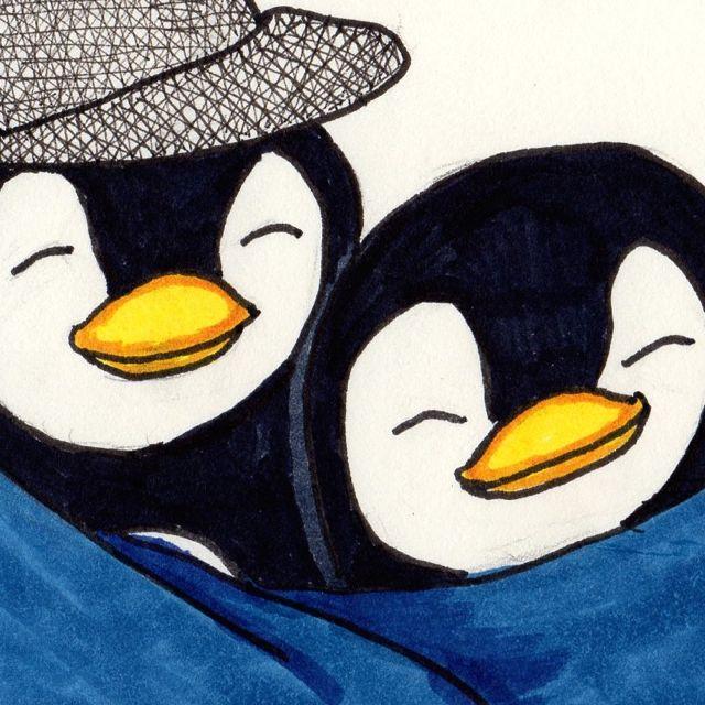 PenguinLockIcon