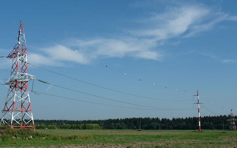 Авиационные заградительные шары-маркеры