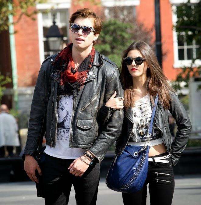 victoria justice and her boyfriend
