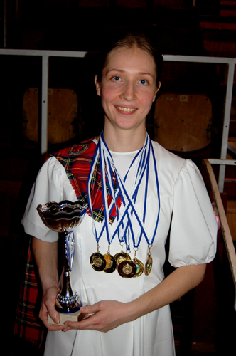 школа шотландского танца Shady Glen