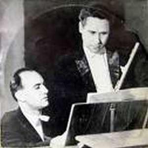 Корнеев и Бахчиев. И.С.Бах Сонаты для флейты и клавесина. Партита для флейты соло