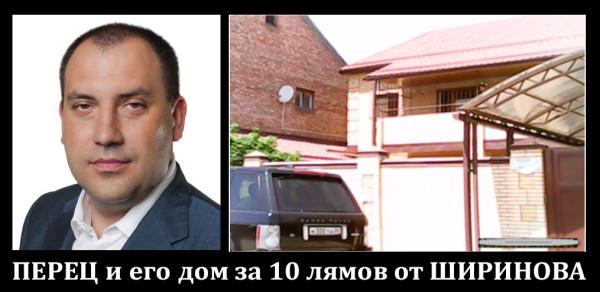домик Перцева