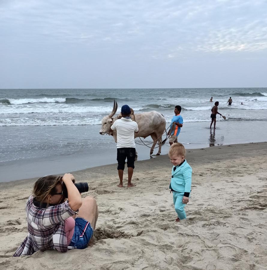 Все виды развлечений на нашем пляже