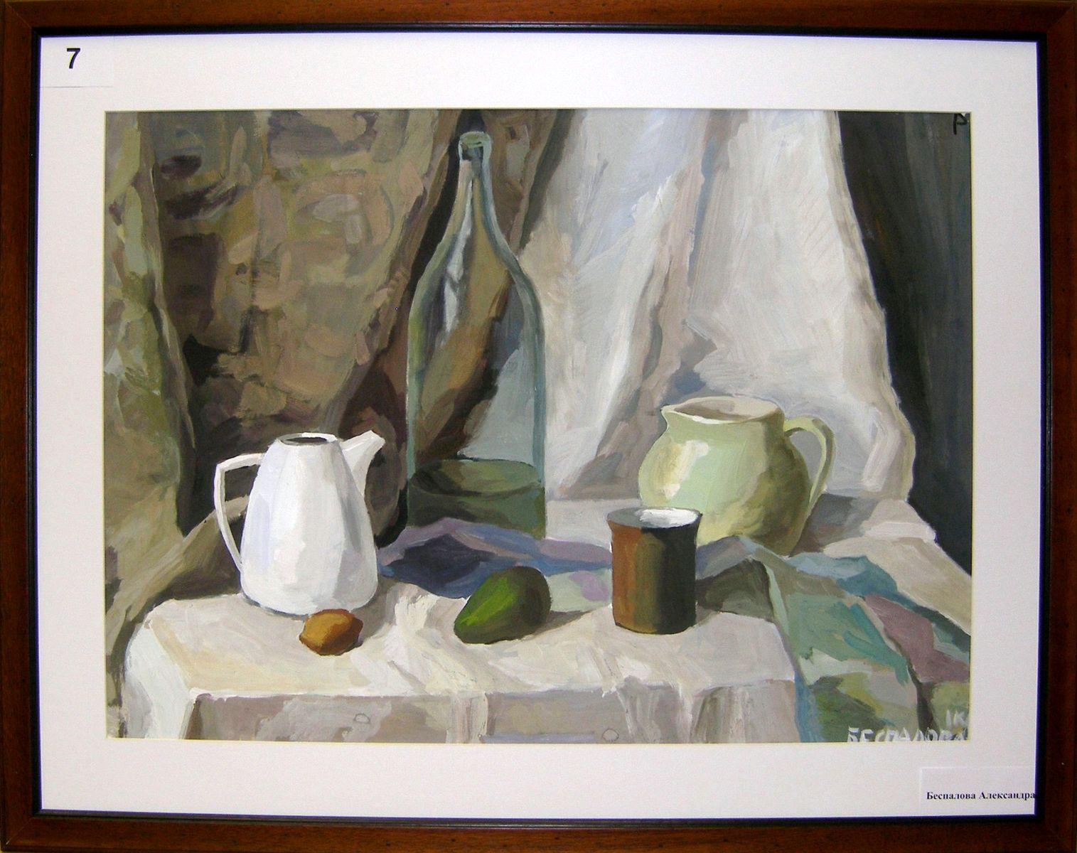 Живопись и рисунок работы куплю воронеж 3