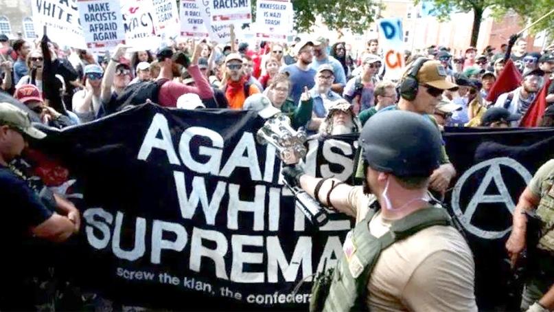 Трамп и Антифа — кто кого запретит?