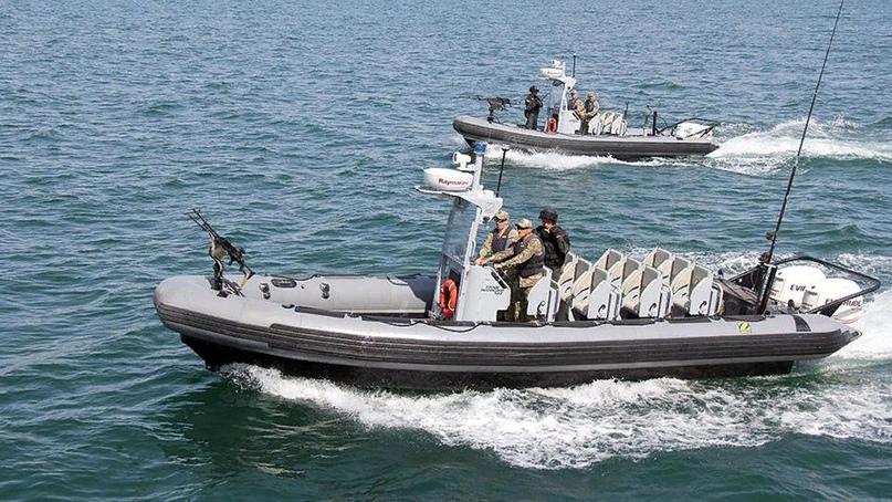 Американские пираты Азовского моря
