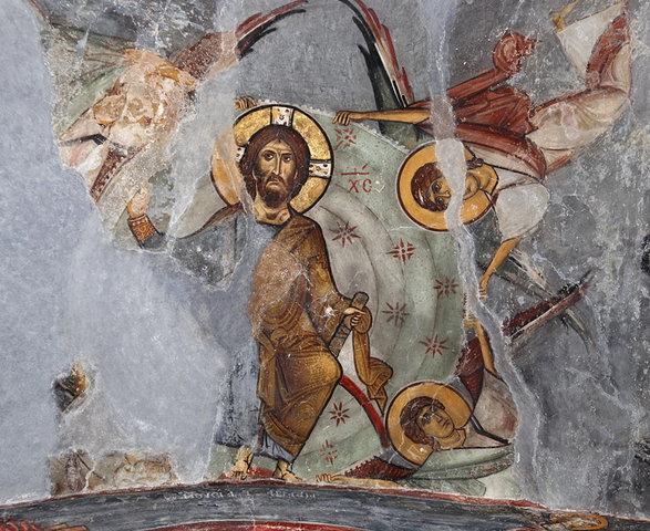 Вознесение Господне. Кипр. 1105(6)гг.