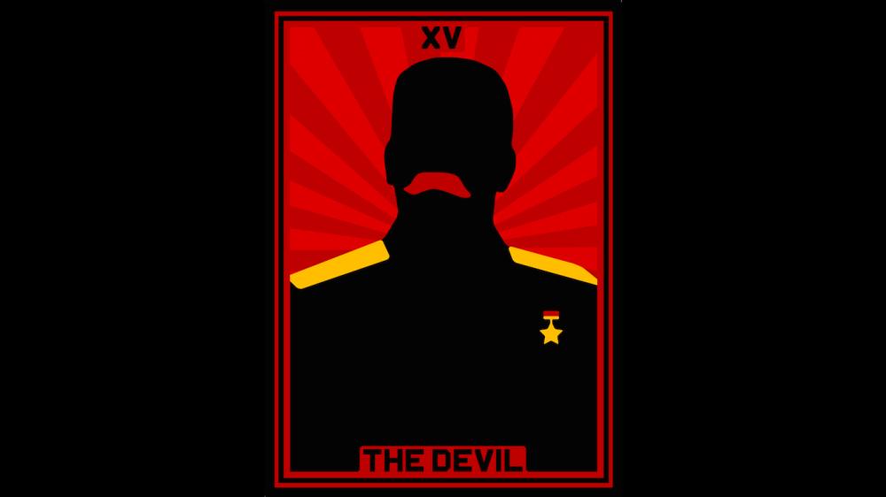 Минус миф о Сталине-отце