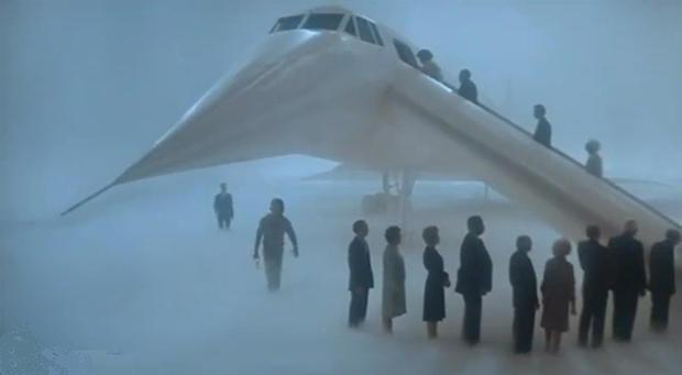 Россия - это аэропорт в рай