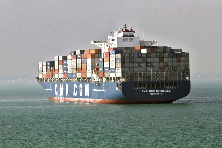 Торговый флот Китая